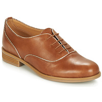 Shoes Women Derby Shoes André CHOMINE Camel