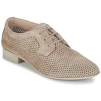 Shoes Women Derby Shoes André SENTINELLE Beige