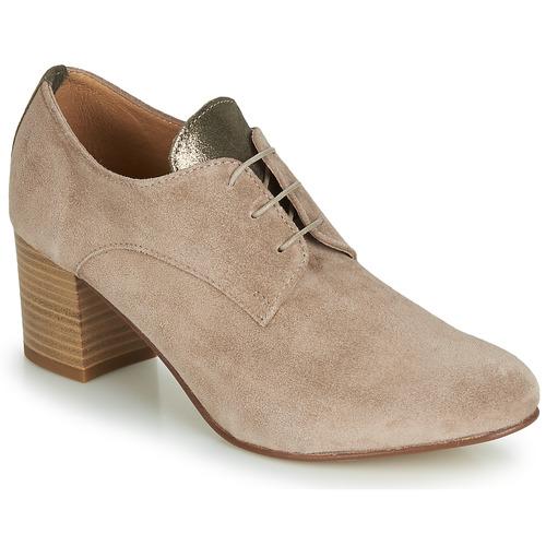 Shoes Women Derby Shoes André CORI Nude