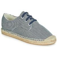 Shoes Women Espadrilles André SYBILLE Blue