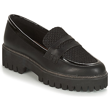 Shoes Women Loafers André COREANE Black