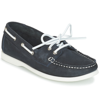 Shoes Women Boat shoes André CATBOAT Blue