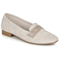 Shoes Women Loafers André NAMOURS Beige