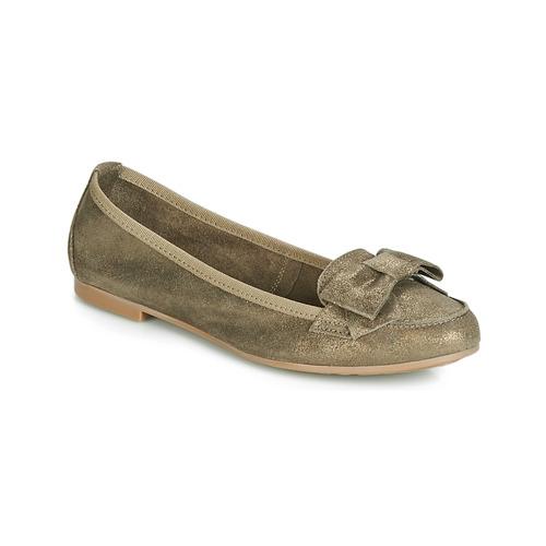 Shoes Women Flat shoes André CELIA Kaki