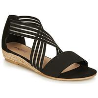 Shoes Women Sandals André RABAT Black