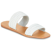 Shoes Women Mules André CHUPA White