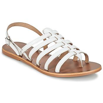 Shoes Women Sandals André ROSIANE White