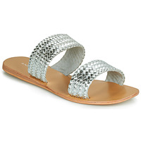 Shoes Women Sandals André CHUPA Silver