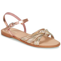 Shoes Women Sandals André SOFIA Gold