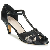 Shoes Women Heels André CLAQUETTE Black