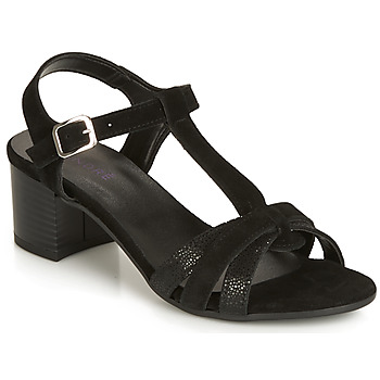 Shoes Women Sandals André CAROLA Black