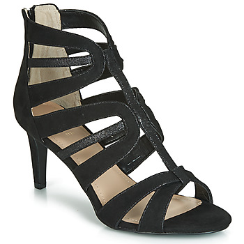 Shoes Women Sandals André CHILI Black