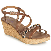 Shoes Women Sandals André RAMATA Brown