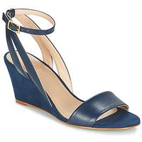 Shoes Women Sandals André SONATE Blue