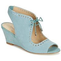 Shoes Women Sandals André SCOOP Blue