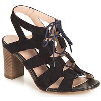 Shoes Women Sandals André ROMANESQUE Marine
