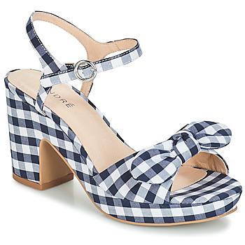 Shoes Women Sandals André SPRING Blue