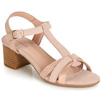 Shoes Women Sandals André CAROLA Nude