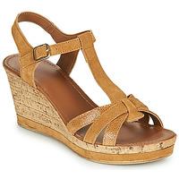 Shoes Women Sandals André ALOE Camel