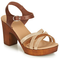 Shoes Women Sandals André SCYLLA Beige