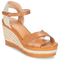 Shoes Women Sandals André SAND Camel