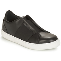 Shoes Women Low top trainers André AEROBIE Black