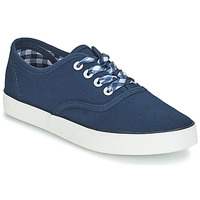 Shoes Women Low top trainers André STEAMER Blue
