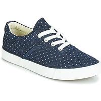 Shoes Women Low top trainers André SOLENNE Blue