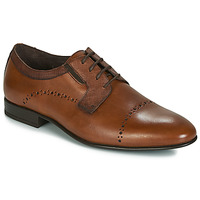 Shoes Men Derby Shoes André STANDING Brown