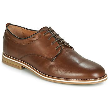 Shoes Men Derby Shoes André JULIEN Brown