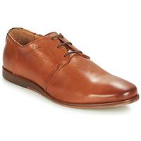 Shoes Men Derby Shoes André DEVILLE Brown