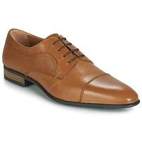 Shoes Men Derby Shoes André CITHARE Brown
