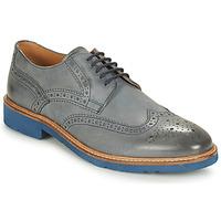 Shoes Men Derby Shoes André FLOWER Grey / Blue