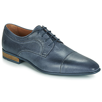 Shoes Men Derby Shoes André CITHARE Blue