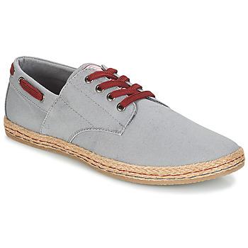Shoes Men Derby Shoes André BYBLOS Grey
