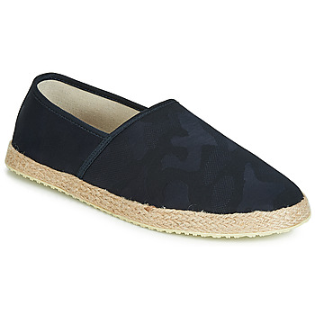 Shoes Men Espadrilles André JUNGLE Marine