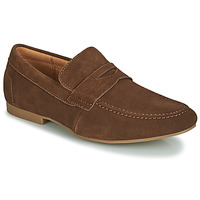 Shoes Men Loafers André TONI Brown