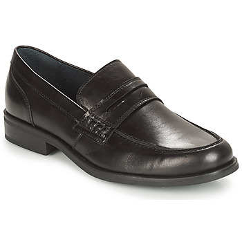 Shoes Men Loafers André KOLL Black