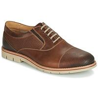 Shoes Men Brogues André SIMPLY Brown