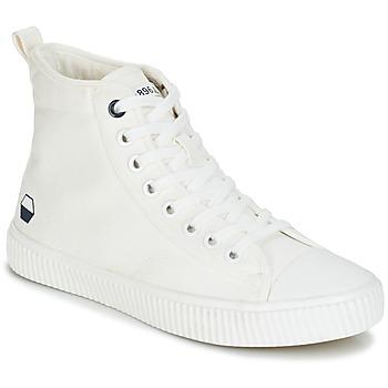 Shoes Men Hi top trainers André SUBWAY White