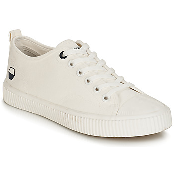 Shoes Men Low top trainers André DIVING White