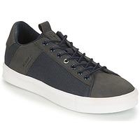 Shoes Men Low top trainers André BRIT Blue