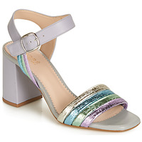 Shoes Women Sandals André LA SCINTILLANTE Multicolour