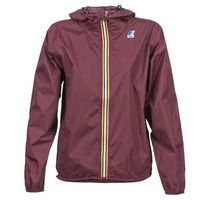 Clothing Macs K-Way LE VRAI CLAUDE 3.0 BORDEAUX