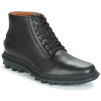 Shoes Men Mid boots Sorel ACE™ CHUKKA WATERPROOF Black