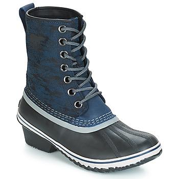 Shoes Women Snow boots Sorel SLIMPACK™ 1964 Blue / Black