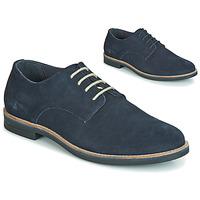 Shoes Men Derby Shoes Kickers ELDAN Marine