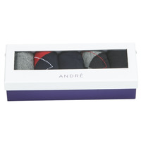 Shoe accessories Men Socks André MANNY Multicolour