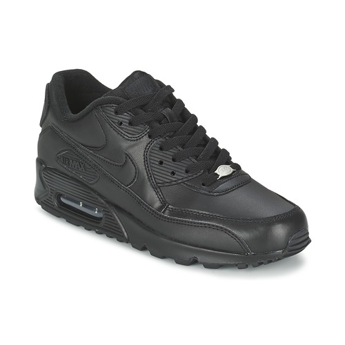 factory outlet picked up outlet on sale Nike AIR MAX 90 Black - Shoes Low top trainers Men £ 113.85