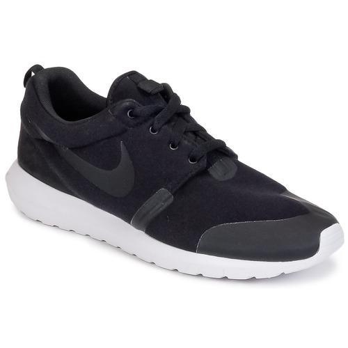 Shoes Men Low top trainers Nike ROSHE RUN Black